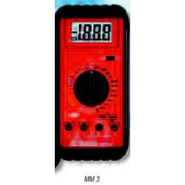 Digitálny multimeter BENNING MM 3