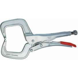 Samosvorné kliešte KNIPEX s pákovým mechanizmom na zváranie, 90 mm