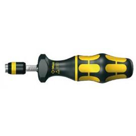Nastaviteľný momentový skrutkovač WERA 7400 Kraftform Rapidaptor ESD in, lbs,