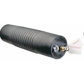Neprietokový nafukovací tesniaci vak SAVA PLUGY C, pre potrubia s väčším priemerom, odolný voči olejom, typ 300 -525