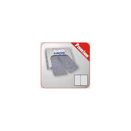 Univerzálne rohože EUSORB MPHF Premium perforované spevnené (40×50 cm, 250 ks)