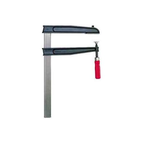 Dolná skrutková zvierka BESSEY TGNT, drevená rukoväť