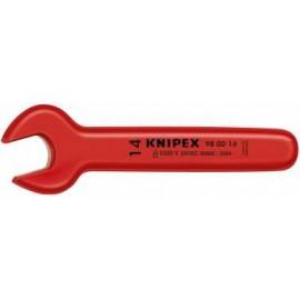 Jednostranný izolovaný otvorený klúč KNIPEX