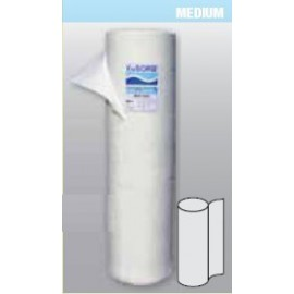 Absorbčný koberec EUSORB ORTL Medium ľahký nepriepustný pre kolajisko (pre oleje, 142cmx40m, 170 l)