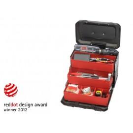 Mobilný kufor pre multifunkčné náradie PARAT EVOLUTION, 3 zásuvky, 45 l