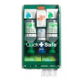 Stanica prvej pomoci PLUM Quick Safe pre potravinárov