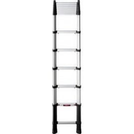 Teleskopický výsuvný rebrík TELESTEPS® PRO 3,8 m, 12 priečok (50 mm)