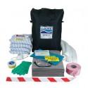 Univerzálna súprava EUSORB HST701-G v taške na likvidáciu havarijných únikov kvapalín (72 l)
