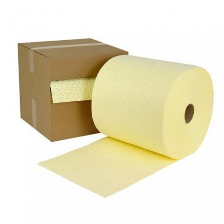 Univerzálny absorbčný koberec EUSORB CRHF Premium perforovaný spevnený (pre chemikálie, 40 m)
