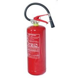 Prenosný hasiaci prístroj práškový P6Če 6 kg 21A
