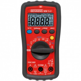 Digitálny multimeter BENNING MM 5-1