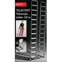 Teleskopický výsuvný rebrík TELESTEPS
